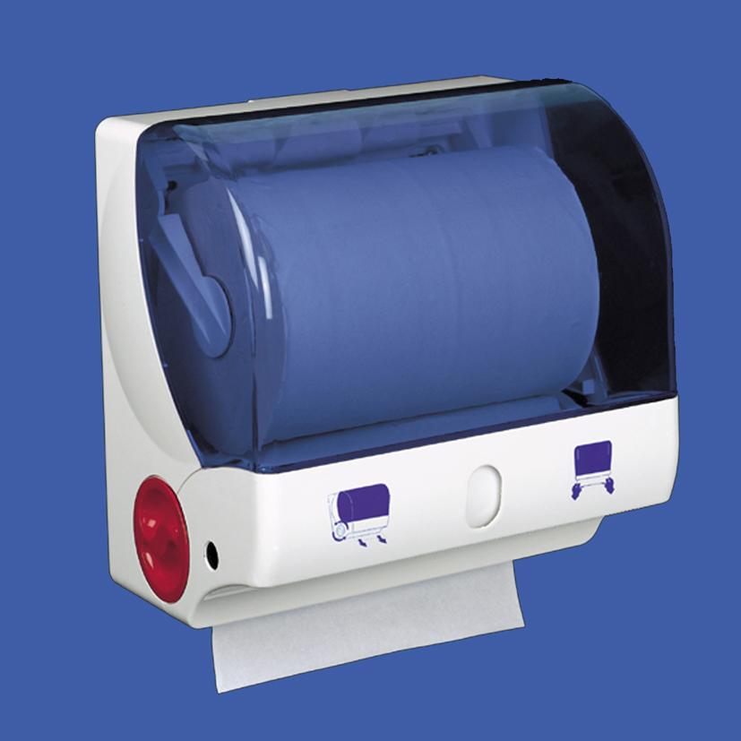 Dispensador de bobina autom tico cimetres - Dispensador de papel ...