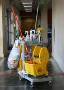 Útiles y accesorios de mantenimiento y limpieza